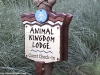 Animal Kingdom Lodge, Exterior