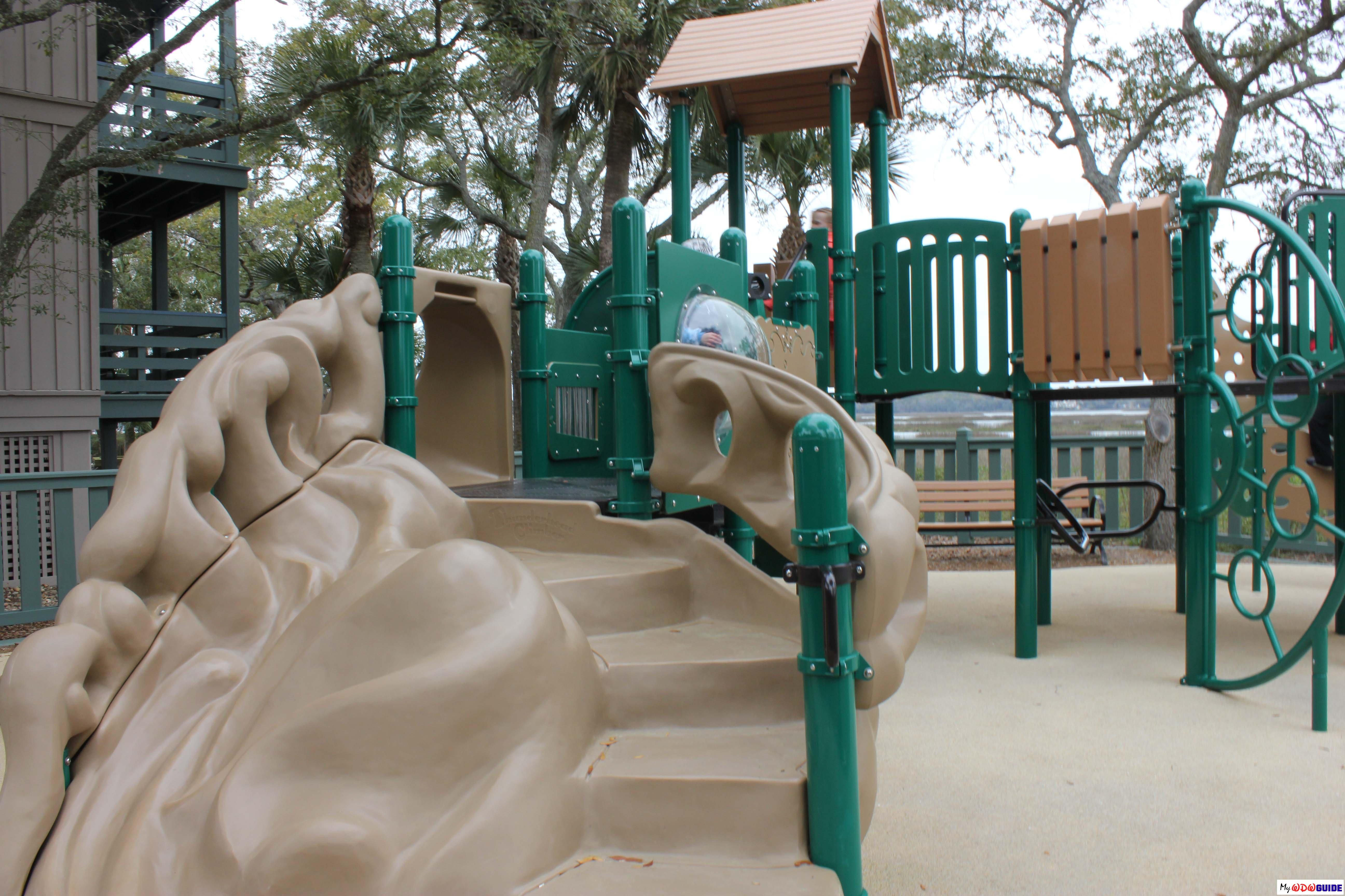 Disney Hilton Head Resort - DVC - Playground