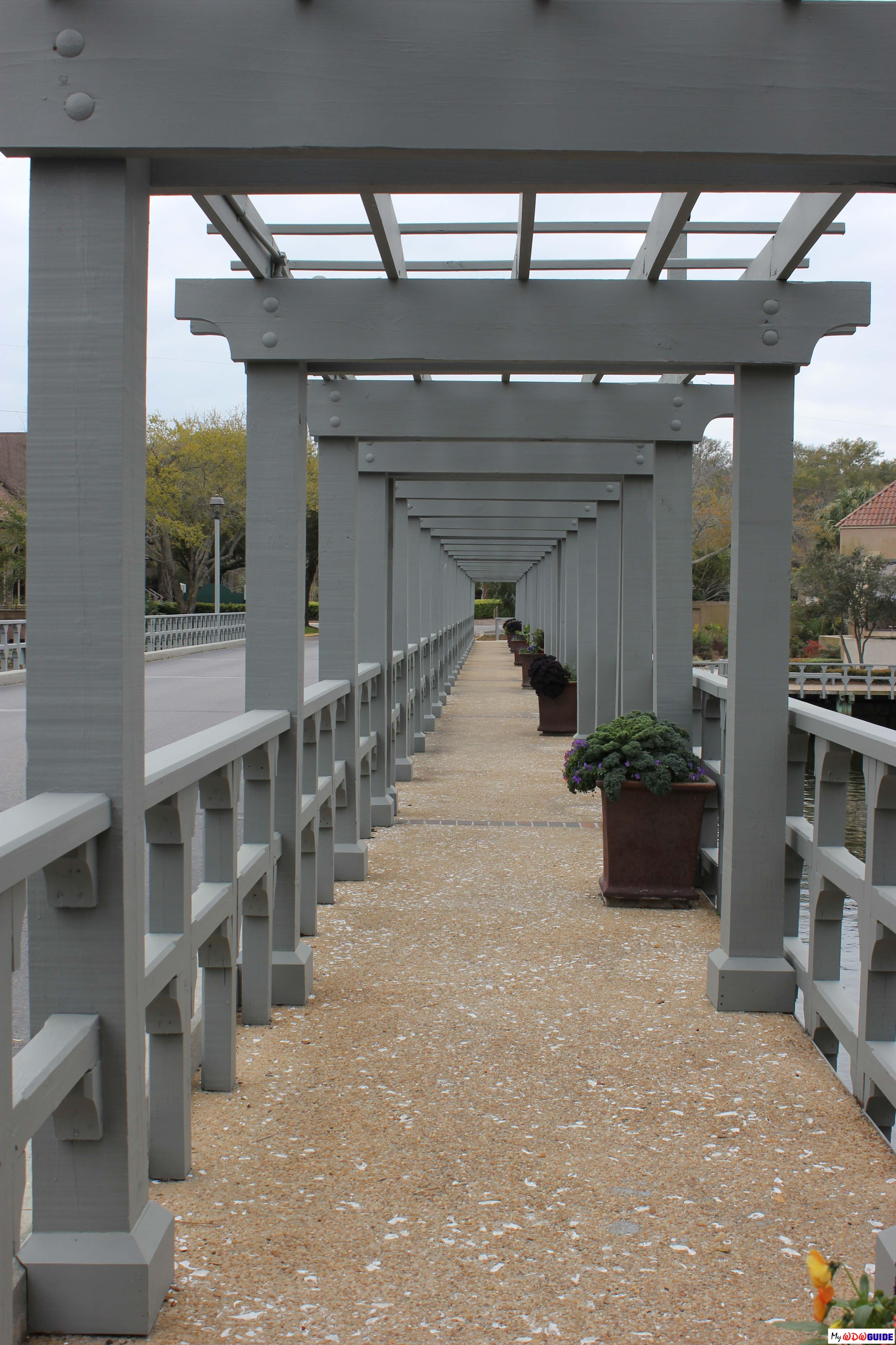 Disney Hilton Head Resort - DVC - Entrance