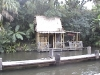 Adventureland, Jungle Cruise, boat dock, 2002