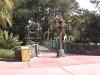 Adventureland, entrance, 2002